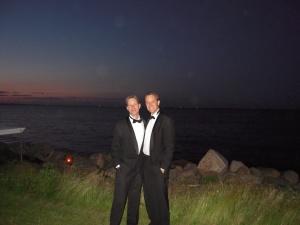 At a wedding in Copenhagen